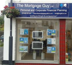 Newton Abbot Mortgage Guy Office